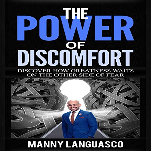 The Power of Discomfort audiobook cover art