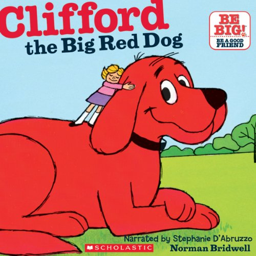 Clifford the Big Red Dog copertina