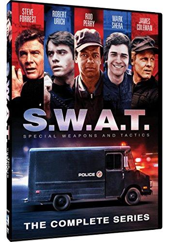 S.W.A.T.: Complete Series [Edizione: Stati Uniti] [Italia] [DVD]