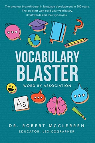 Compare Textbook Prices for Vocabulary Blaster: Word by Association: Word By Association  ISBN 9781953115232 by McClerren, Dr