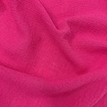 Cotton Gauze Fabric 100% Cotton 48/50