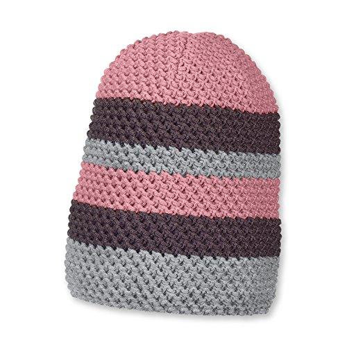Sterntaler Mädchen Polo-Shirt Mütze, Rosa (Geranie 723), 55