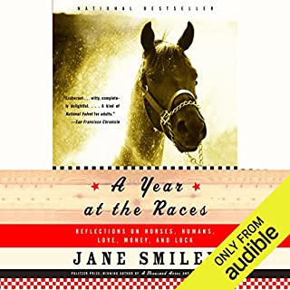 A Year at the Races audiobook cover art