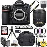 Nikon D850 DSLR Camera with AF-S DX NIKKOR 18-140mm f/3.5-5.6G ED VR Lens + Basic Travel Kit