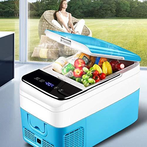 Nevera Neveras Congelador Refrigerador Nevera Portatil con Compresor 12V 24V/220V Nevera Electrica...