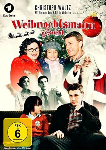 Weihnachtsmann gesucht / Komödie mit OSCAR-Preisträger Christoph Waltz und Barbara Auer
