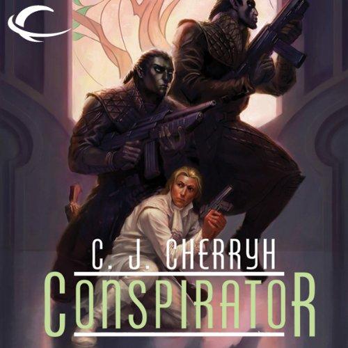 Conspirator audiobook cover art