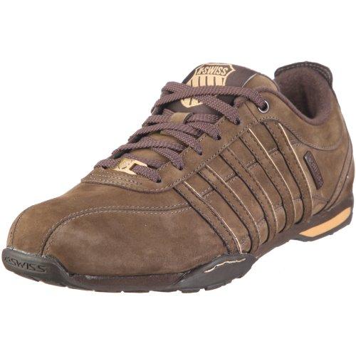 K-Swiss Herren Arvee 1.5 Sneaker, braun/Chocolate/tan, 39.5 EU