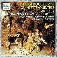 Boccherini;String Quintets