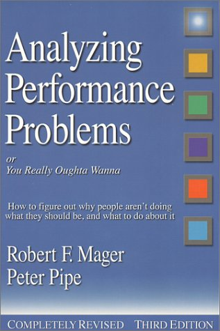 Analyzing Performance Problems: Or, You Really Oughta...