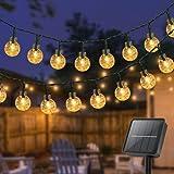 80 LED Solar String Lights Outdoor Garden,10...