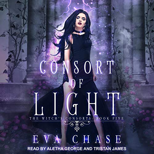 Consort of Light: A Paranormal Reverse Harem Novel audiobook cover art