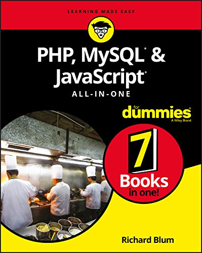 PHP, MySQL, & JavaScript All-in-One For Dummies (For Dummies (Computer/Tech)) (English Edition)