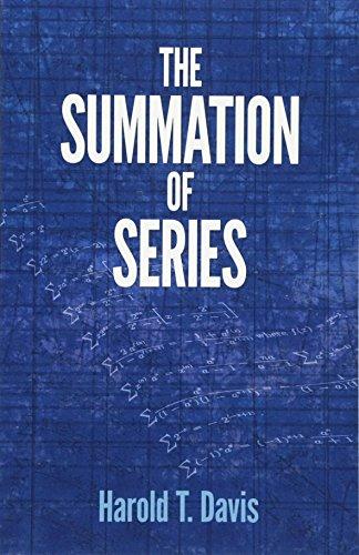 The Summation of Series (Dover Books on Mathematics)