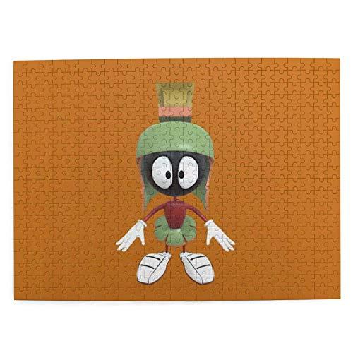 Home Decoration Holzbild Puzzles Spiel Marvin The Martian Art Puzzle 500 Teile für Erwachsene und Kinder