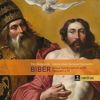 Biber: Missa Salisburgensis, Requiem a 15 by Amsterdam Baroque Orchestra