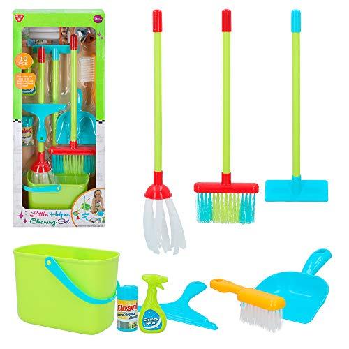 PlayGo - Set de limpieza infantil (44586)