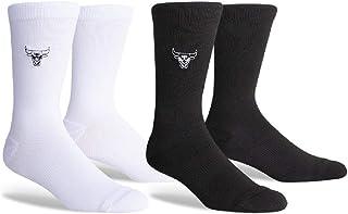 Pkwy NBA Chicago Bulls Unisex Bulls Enough 2PK, Black, Large