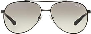 Vogue Eyewear UV protected Aviator Sunglasses