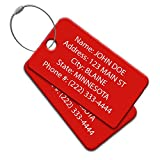 High Visibility Multi Pack Customized Travel ID...