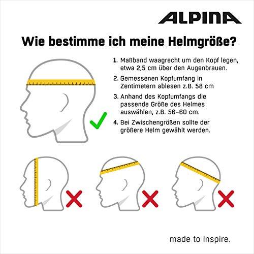 Alpina Kinder Radhelm Ximo Flash - 9