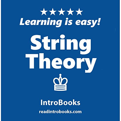 String Theory audiobook cover art
