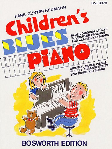 Children's Blues Piano (Vortragsstücke für Klavier): Sammelband für Klavier