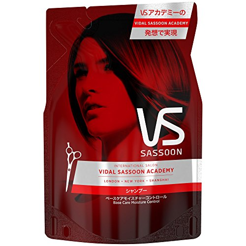 P&G Vidal Sassoon   Shampoo  Base Care Shampoo Refill 350ml (Japan Import) by Vidal Sassoon