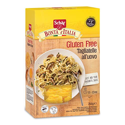Tagliatelle all'Uovo Pasta Fresca senza Glutine 250 G