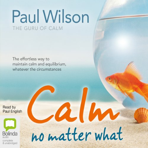 Calm No Matter What audiobook cover art
