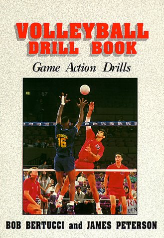 Volleyball Drill Book: Game Action Drills