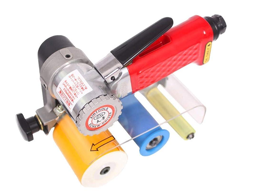 愛する圧縮石油ZWH-ZWH 60×260ミリメートルエアベルトサンダーサンドペーパー7000RPM Protable空気圧伸線機研磨サンディンググラインダーポリッシャー 研磨剤