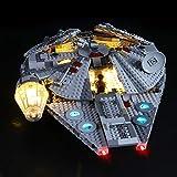 CZA Kit LED Light Up per Lego Architecture Statua della libert Building Blocks Compatibile con 21042 (Non includere Model)