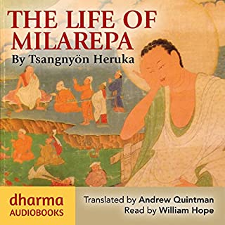 The Life of Milarepa cover art