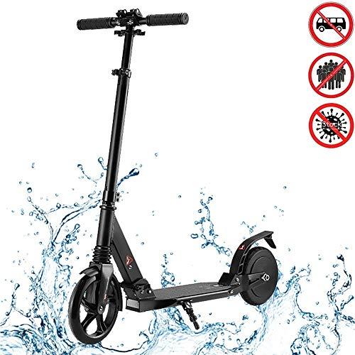 COKECO Electric Scooter E-Scooter Hochgeschwindigkeits-Elektroroller Intelligenter Elektroroller, 24V250W-Motor, Lithiumbatterie, Faltbarer Mini-Elektroroller, Ladegewicht: 150 Kg