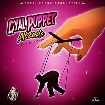 Gyal Puppet