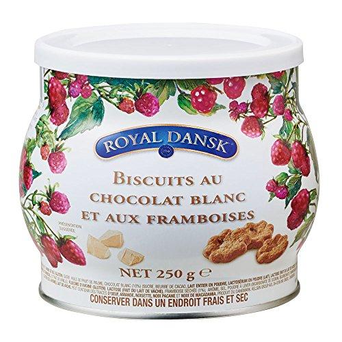 ロイヤルダンスク デンマーククッキー ホワイトチョコレート & ラズベリー