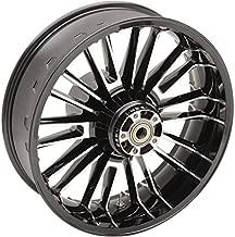 Coastal Moto Precision Cast Atlantic 3D Rear Wheel - 18x5.5 - Black