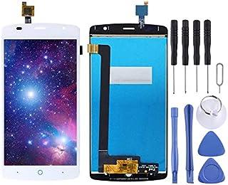 LCD-skärm och digitizer full montering för ZTE Blade L5 Plus Phone Replacement Parts