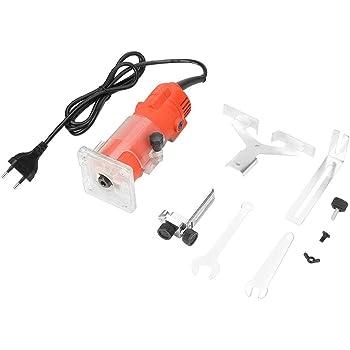 Tondeuse /à main /électrique bois plastifieuse Palm Router menuiserie outil de planification de coupe 30000R MIN 800 W 220 V