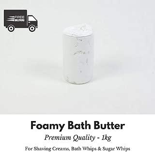 Melt & Pour Soap Base (2lb Tray, Foaming Bath Butter)