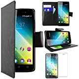 ebestStar - Coque Wiko Lenny 2 Etui PU Cuir Housse Portefeuille Porte-Cartes Support...