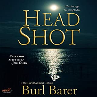 Head Shot audiobook cover art