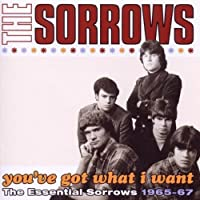 You've Got What I Want - The Essential Sorrows 1965-67 by The Sorrows (2010-01-25)