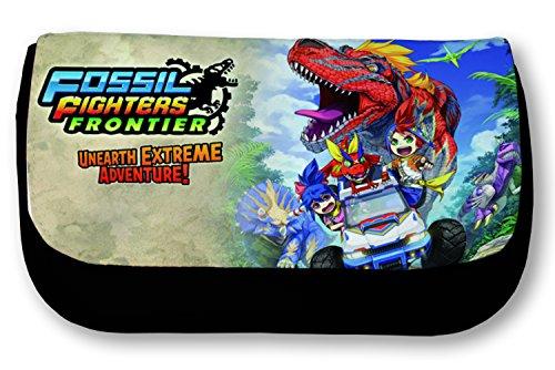 Fossil Fighters - Estuche para lápices de colores