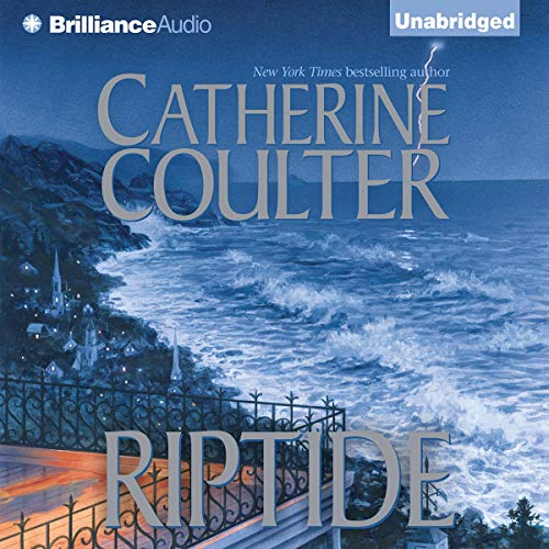 Riptide: An FBI Thriller, Book 5 audiobook cover art