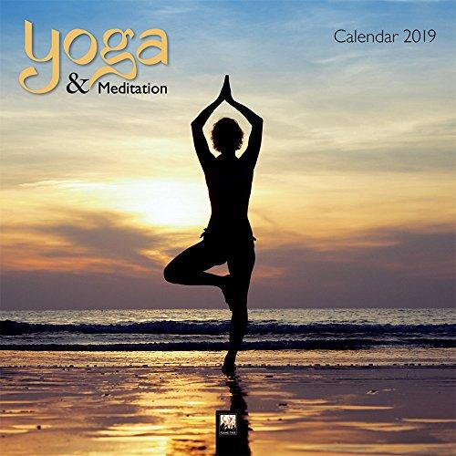 Yoga & Meditation 2019 (Wall-Kalender)
