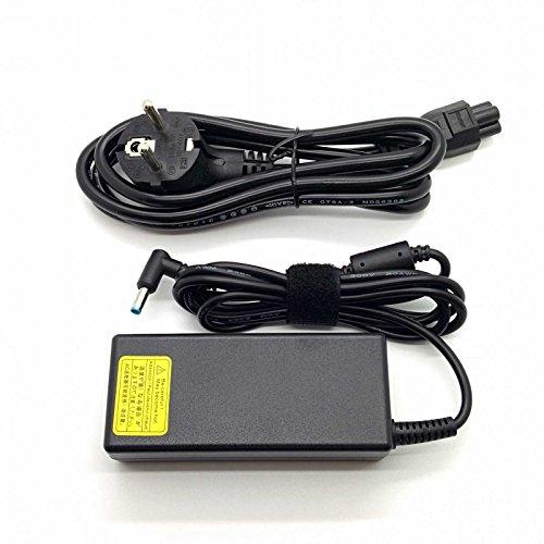 Adaptador Cargador Nuevo y Compatible con portátiles HP Compaq Pavilion 14-15 Series con Punta Azul y Pin Central de 19,5v 3,33a o Inferior del listado