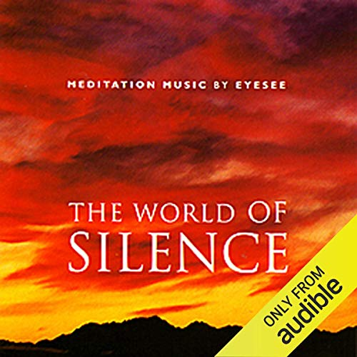 The World of Silence audiobook cover art