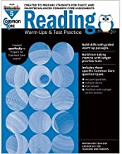 STAAR Reading Warm-Ups & Test Practice Grade 5 by Newmark Learning (2014-10-07)